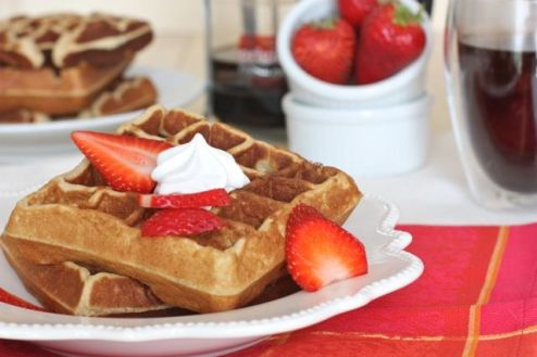 Image result for grain free waffles
