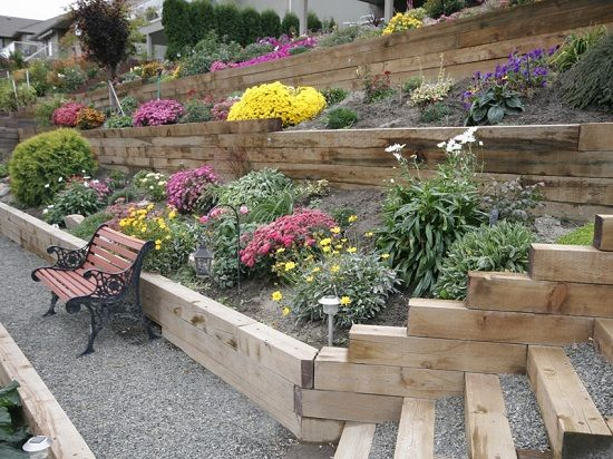 Images Of Retaining Wall Ideas Ideas Of Retaining Wall Railroad