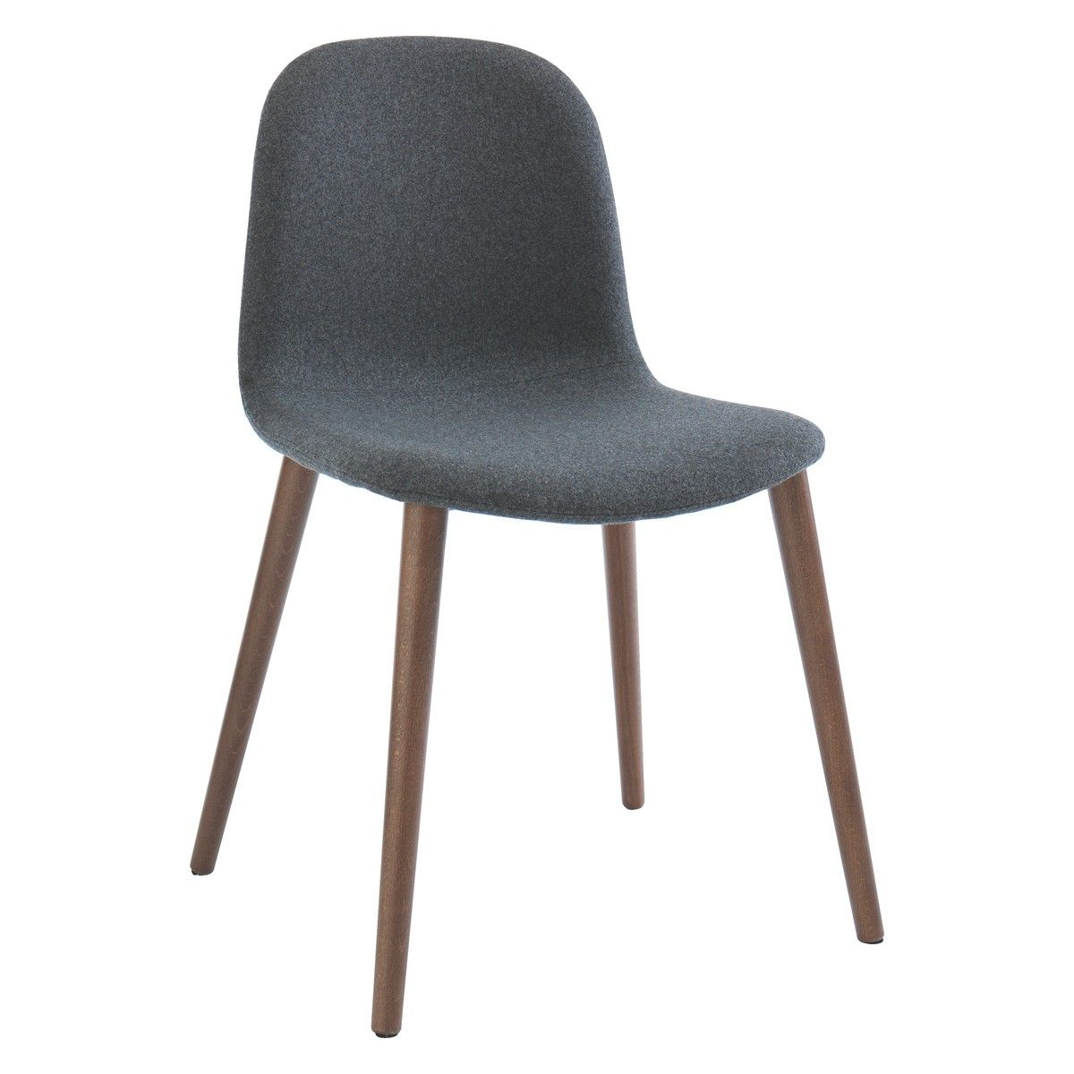 grey upholstered dining chairs uk white slipcover chair and ottoman bacco