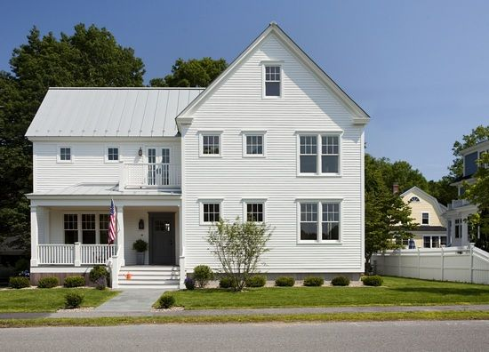 New England Homes At Christmas Historic Home Plans Prairie