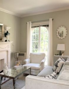 Corina   hollywood glamour on  budget house tour loving this white cream beige motif might have to swing for my next place also regency inspired livingroom by joyspider home decor rh za pinterest