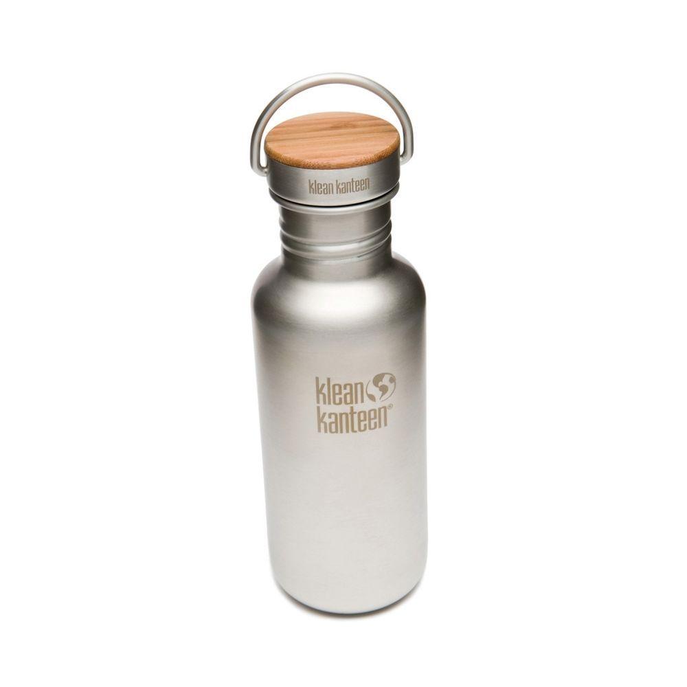 klean kanteen reflect ml gebursteter edelstahl trinkflasche grau