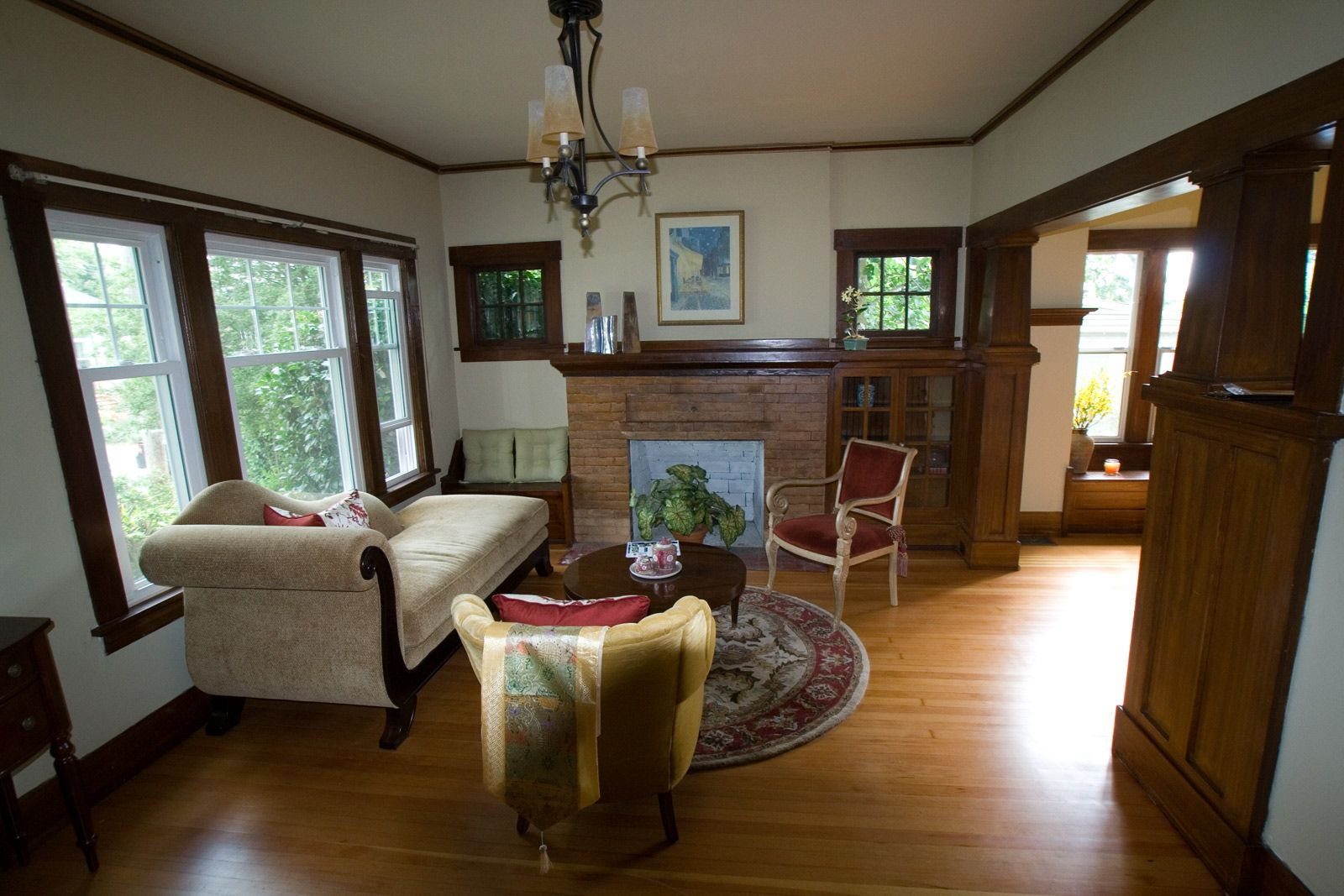 Interiors Arts And Crafts Bungalow Homes Craftsman Style Bungalows Home  Interior Design Zen Times Like By