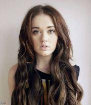 dark brown hair color ideas