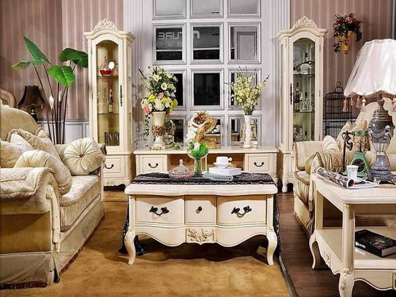 The Combination Of Two Different Concepts To Mix With French Décor