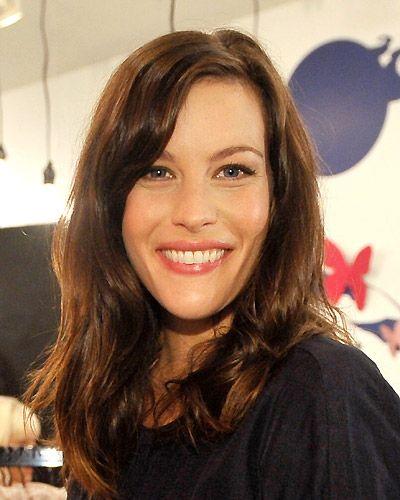 Frisuren Für Lange Gesichter Hübsche Schauspielerinnen Liv