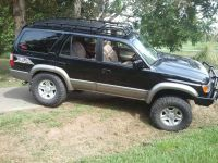 Post pics of your Roof rack/basket - Toyota 4Runner Forum ...