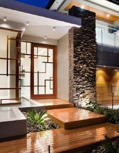 Riverfront house brisbane contemporary exterior project designs architects  like the details on door also outside design pinterest rh