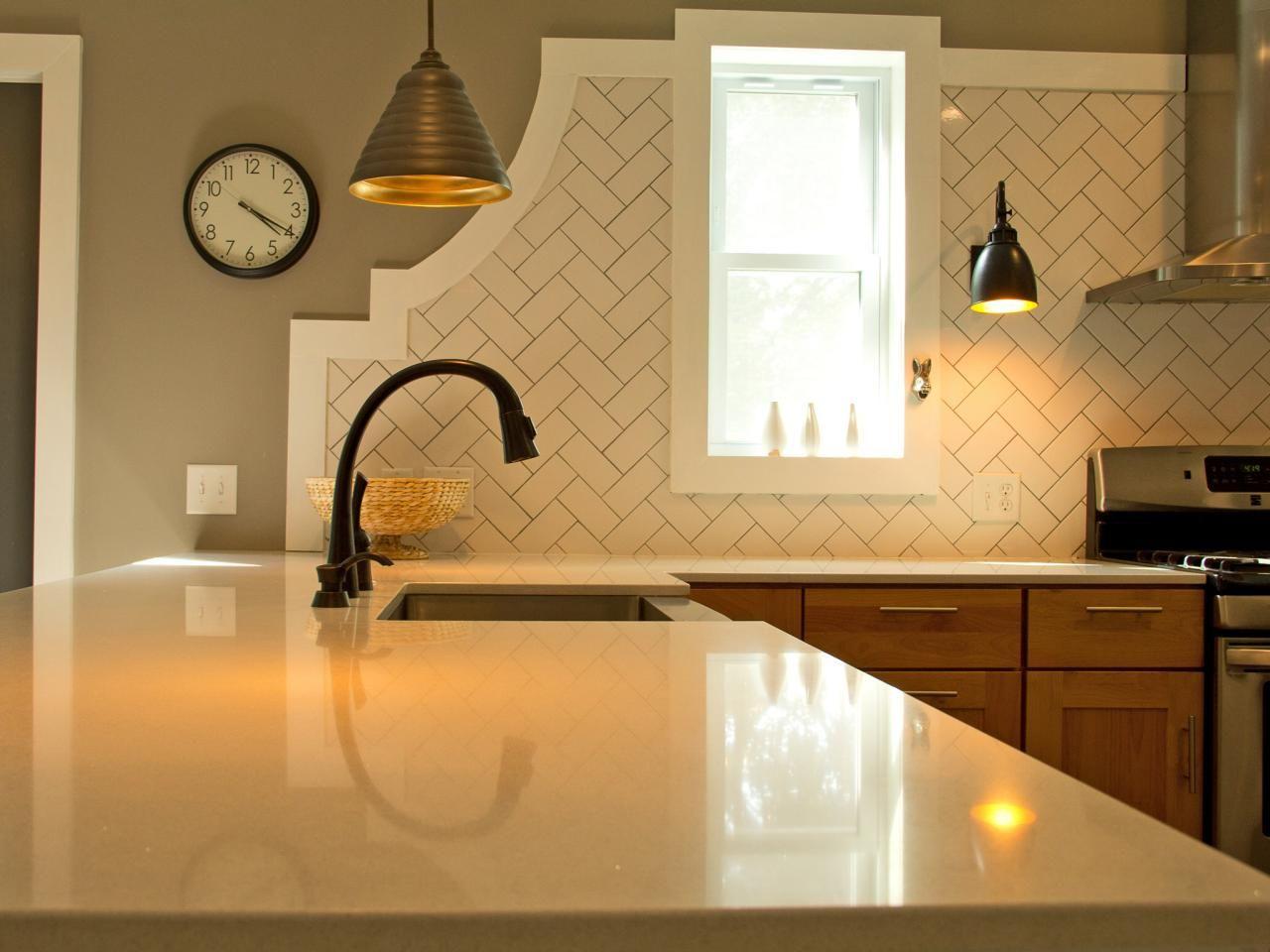 kitchen backsplash patterns design cheap 30 trendiest materials subway tile