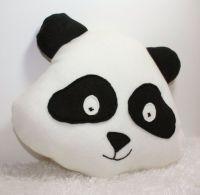 Panda pillow, kids pillow, plush toy, kids animal pillow ...