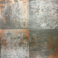 Holden Decor Metal Panel Wallpaper - Bang on trend is this ...