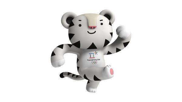Suhorang Olympic Pyeongchang 2018 Winter