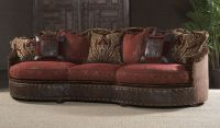 Luxury Furniture Sofa, Couch And Decorative Pillows ...