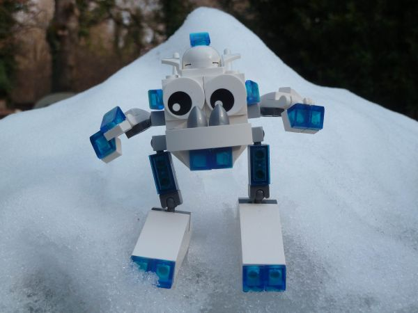 Lego Mixels Snow Moc Instructions Video