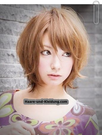 Frisuren Kurzes Haar Trends Für Mädchen Frisuren Pinterest
