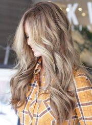 pretty hair color ideas fall winter