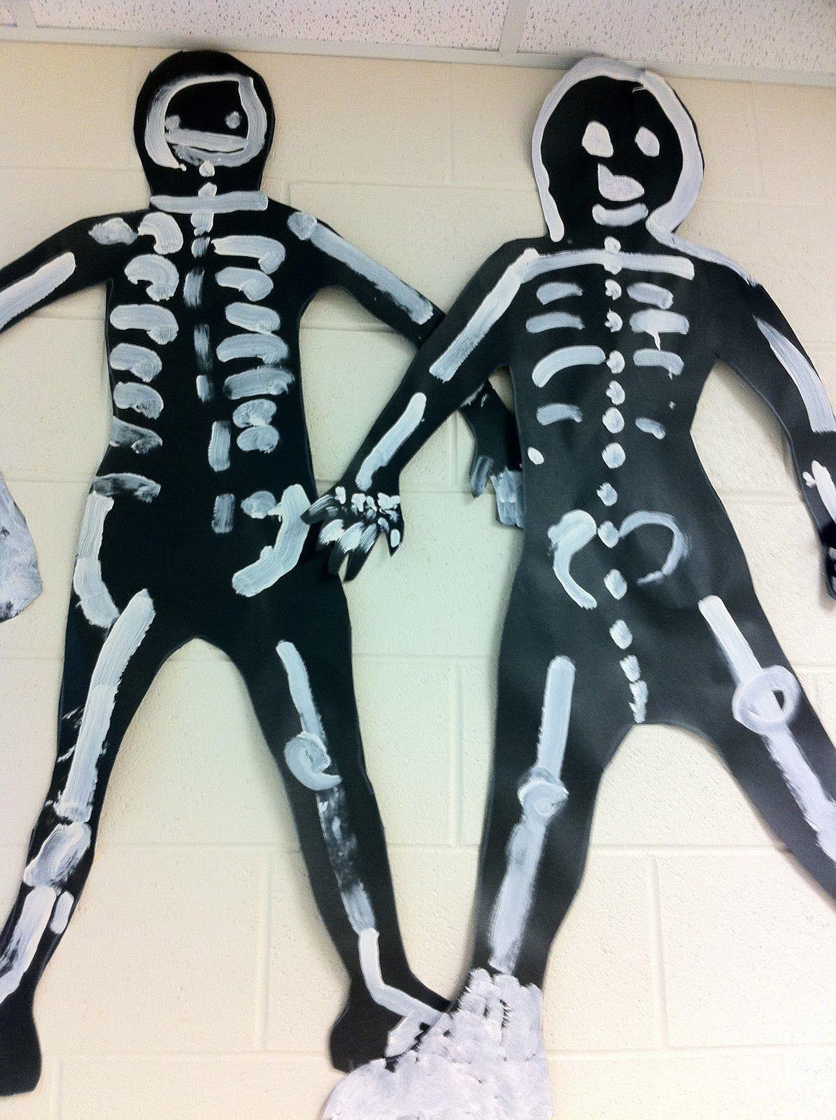 Fairy Dust Teaching Kindergarten Blog Dem Bones