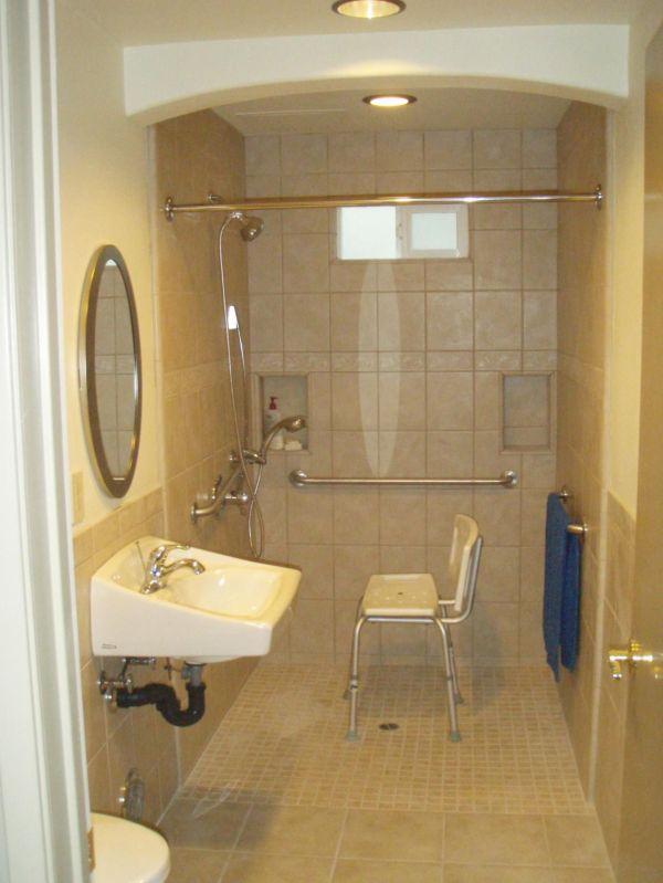 Handicap Bathroom Design Ideas