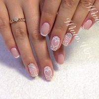 59 Unique Summer Wedding Nail Art Ideas To Make Your Nails ...