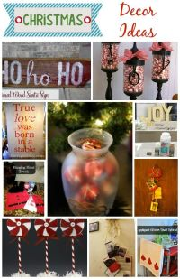 10 DIY Indoor Christmas Decorations | Today's Craft and ...