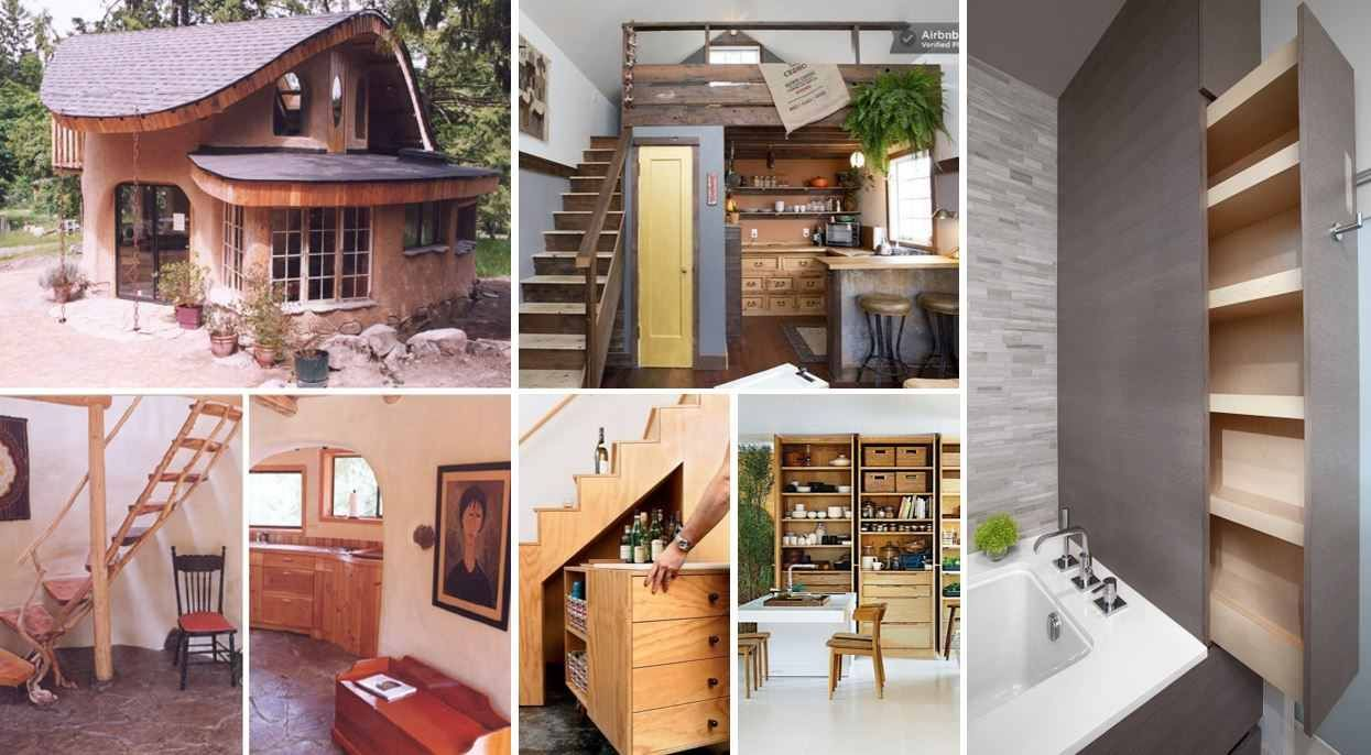 Creative Ideas31 Tiny House Hacks To Maximize Your Space