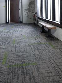Insurgent Tile, Bigelow Commercial Modular Carpet | Mohawk ...
