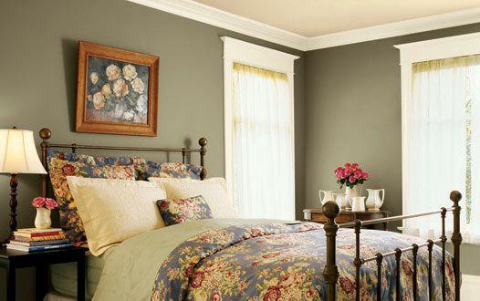 Model Homes Interior Paint Colors Paint Color Ideas – Bedroom