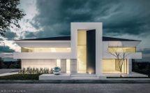 Design Of Roman House Modern