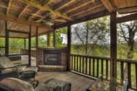 Screened Porch with Fireplace | outdoor spaces | Pinterest ...
