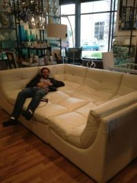 30+ Things You Need In Your Man Cave   Men cave, Pit couch ...