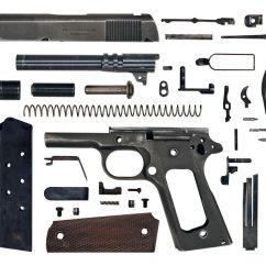 Sig Sauer 1911 Parts Diagram General Electric Oven Wiring Break Down Weaponry Pinterest Guns And Knives