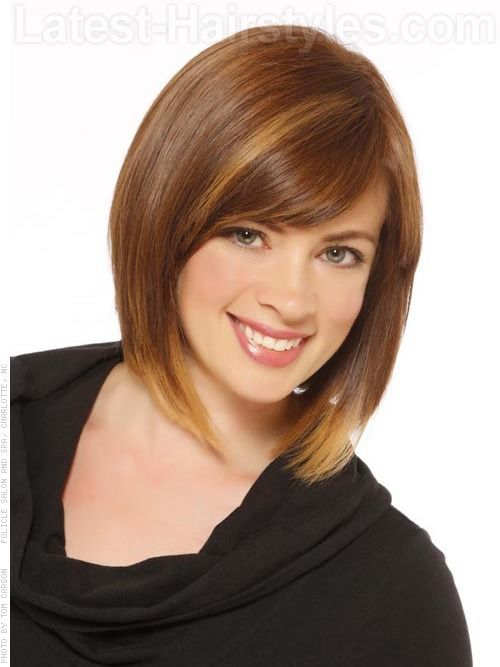 """The Long Bob Often Called The """"Lob"""" Is A Mid Length Haircut That"""