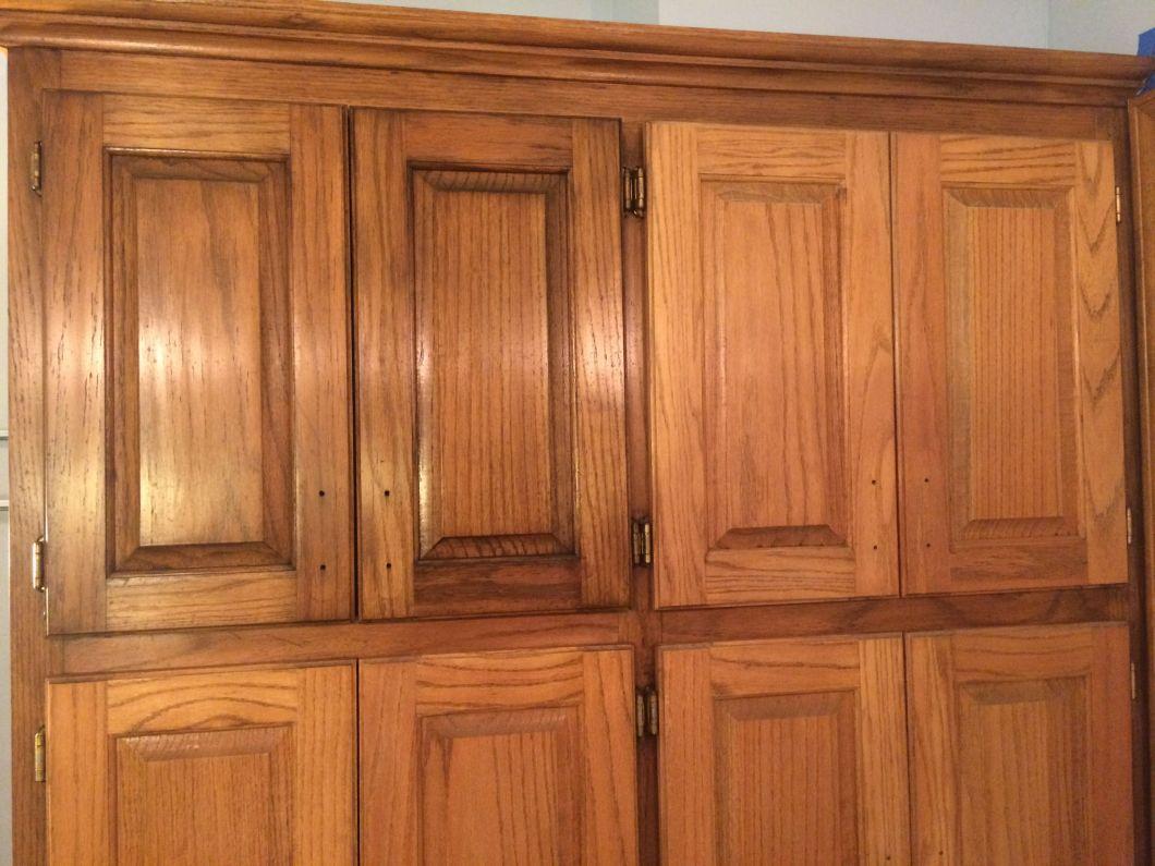Mahogany Kitchen Cabinets Design