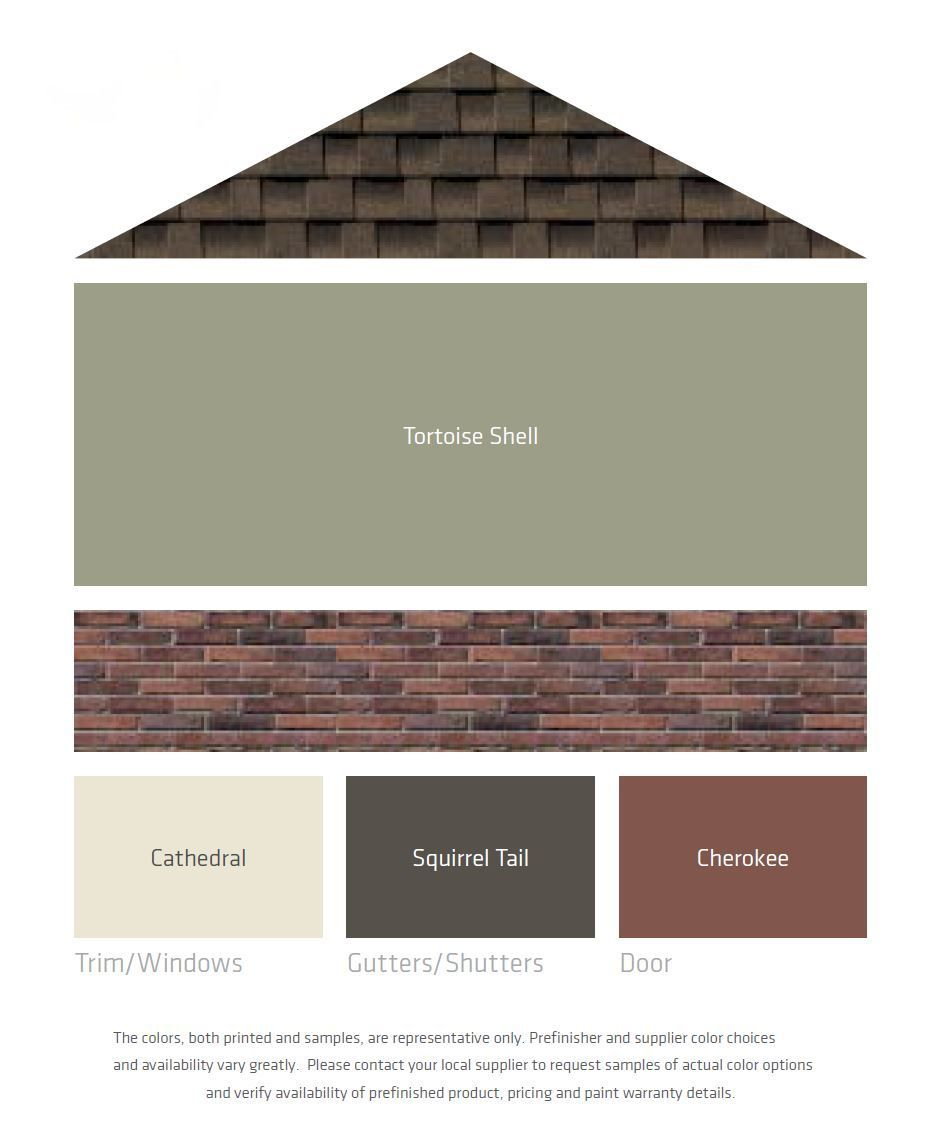 LP Fresh Color Palettes For Brown Roof Brick Abode Pinterest
