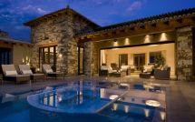 Luxury Pool House Interior Designs