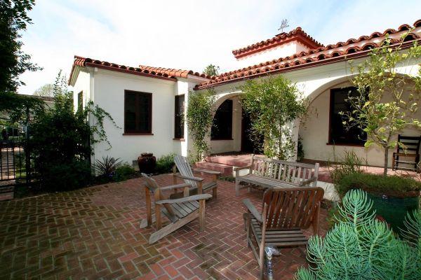 Single Story Spanish Style Homes