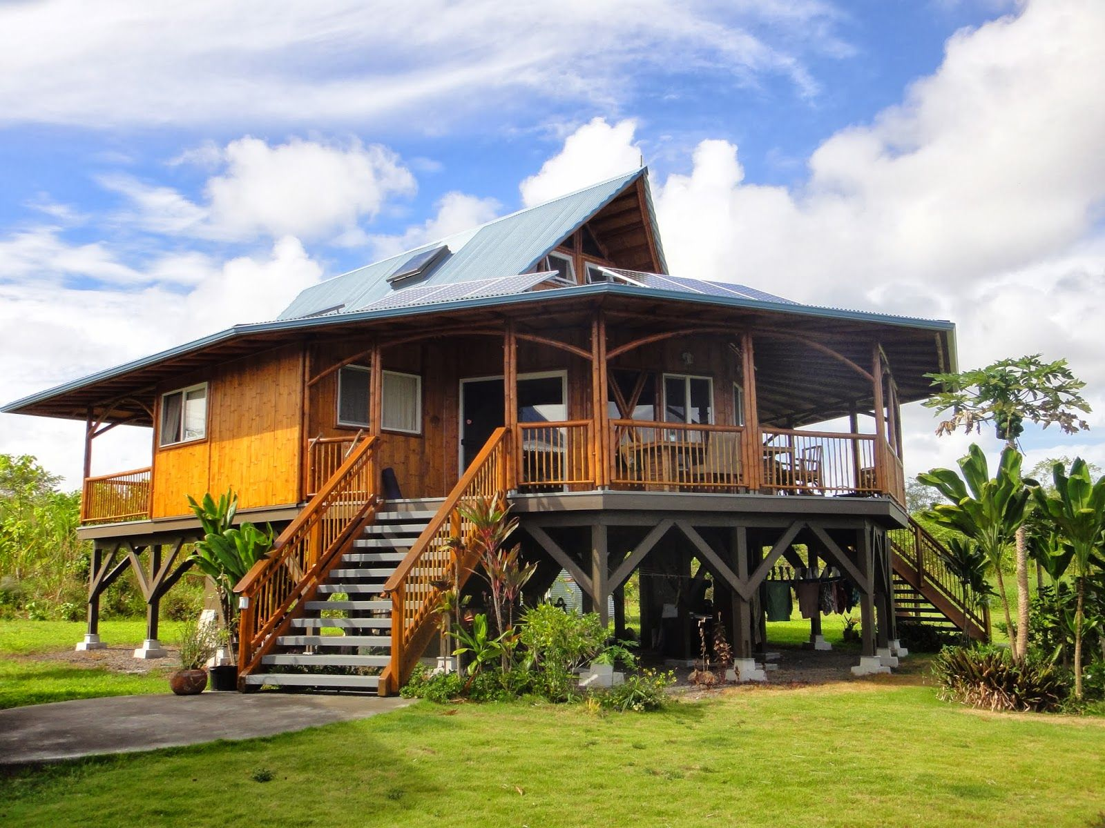 Delightful Bamboo House Design Ideas Awesome Bamboo House