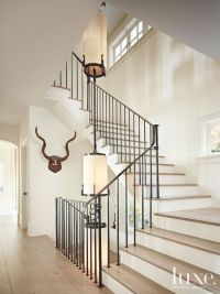 Open Staircase on Pinterest | Wayne Homes, Open Basement ...