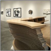 Reception Desk Ideas Diy | New office ideas | Pinterest ...