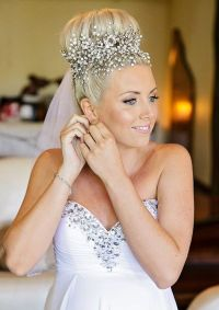 bridal headpiece | Headpiece ...