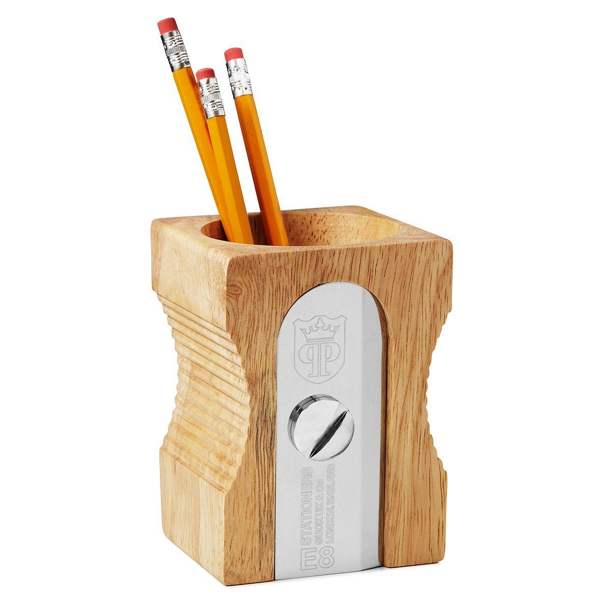 Single Sharpen Pencil Holder  Pencil holder Sharpen