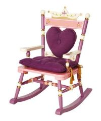 Levels of Discovery Plum Royal Princess Rocker   Awesome ...