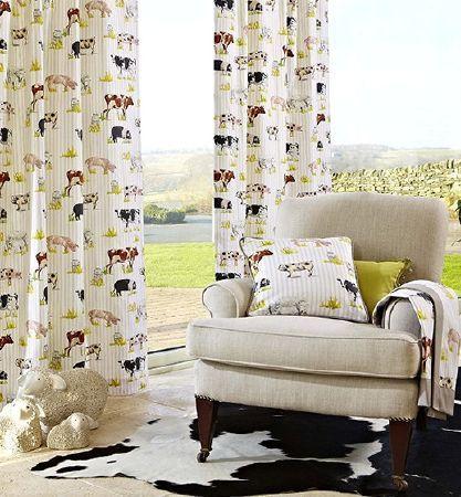 Prestigious Textiles Country Fair Fabric Collection Plain