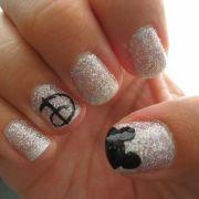 disney nail design