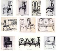 Chapter 10 Stick Style/Queen Anne: Queen Anne side chairs ...