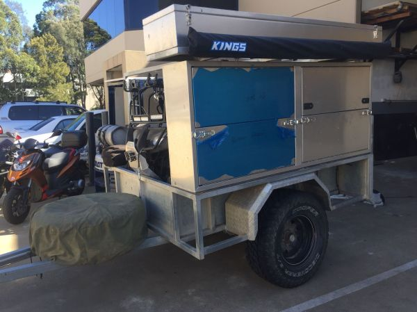 Diy Expedition Trailer - Year of Clean Water