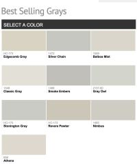 Popular Bedroom Paint Colors | Paint colors, Pewter and ...