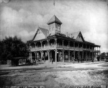 "Baldwin' Hotel Oakwood In Arcadia California ""lucky"