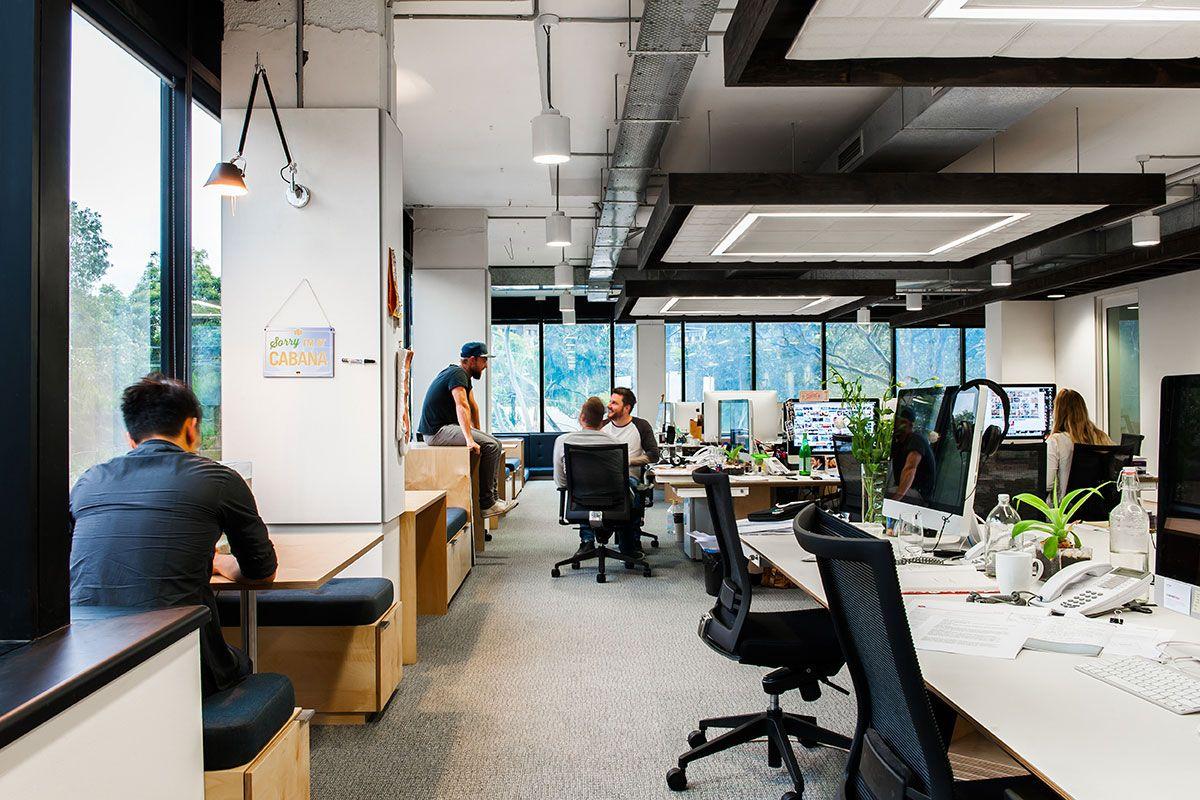Intersting Work Environment