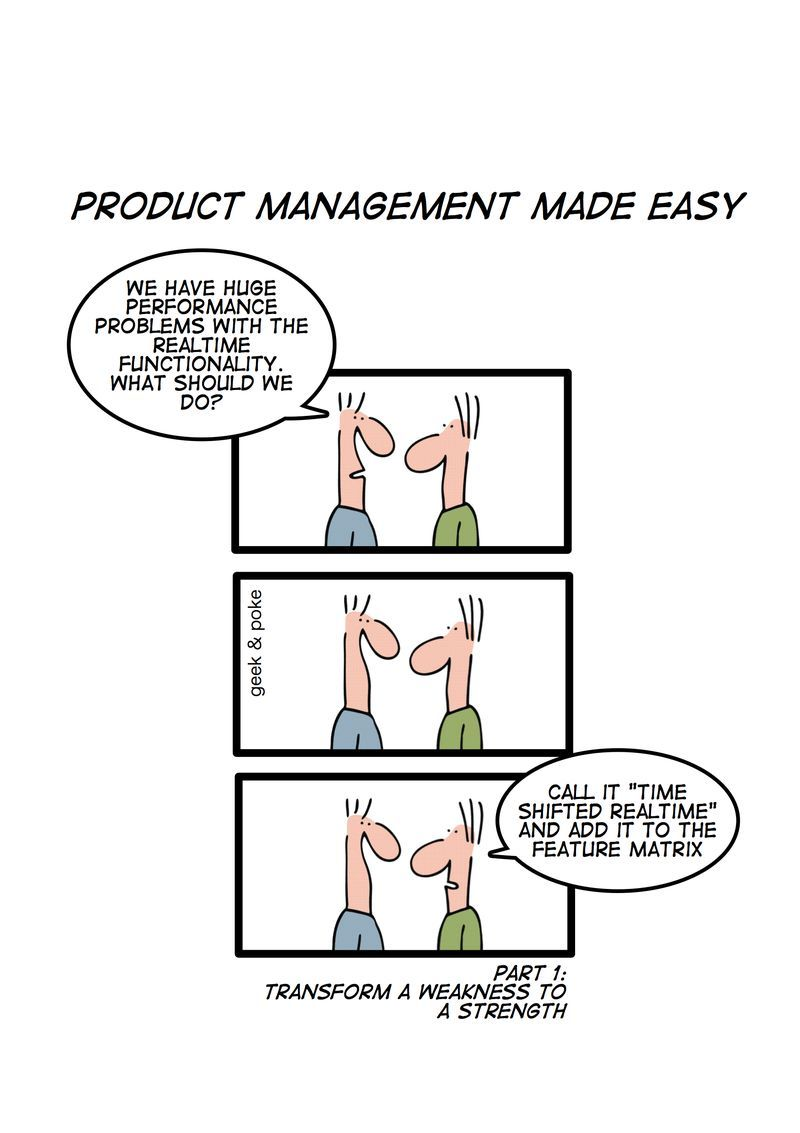 Product Management Made Easy: Transform a Weakness to a